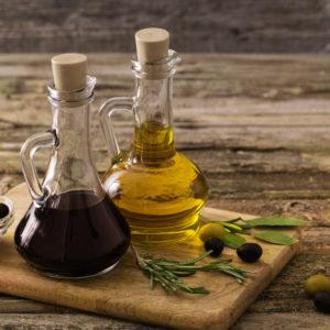 Huiles, balsamiques & sauces
